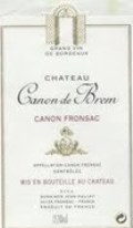 chateau-canon-de-brem - Canon Fronsac - Bordeaux Wine - Fine French wine by the case. Wedding Wine, Wine Gifts, Wine Delivery, Corporate Gifts, Retirement Gifts, Wine Offers.