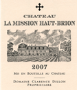 chateau-la-mission-haut-brion-pessac-leognan - Pessac-Léognan - Bordeaux Wine - Fine French wine by the case. Wedding Wine, Wine Gifts, Wine Delivery, Corporate Gifts, Retirement Gifts, Wine Offers.