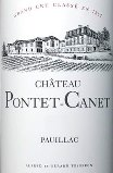 chateau-pontet-canet Pauillac - Bordeaux Wine - Fine French wine by the case. Wedding Wine, Wine Gifts, Wine Delivery, Corporate Gifts, Retirement Gifts, Wine Offers.
