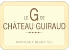 G de Guiraud Bordeaux Blanc - Bordeaux White Wine - Wine Gifts - Wedding Wine - Case of Wine