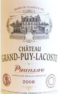 grand puy lacoste Pauillac - Bordeaux Wine - Fine French wine by the case. Wedding Wine, Wine Gifts, Wine Delivery, Corporate Gifts, Retirement Gifts, Wine Offers.