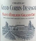 grand corbin d'espagne 2008 saint-emilion - Bordeaux Wine - Fine French wine by the case. Wedding Wine, Wine Gifts, Wine Delivery, Corporate Gifts, Retirement Gifts, Wine Offers.