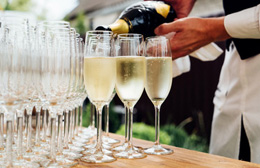 French Wedding Wine - how much wine for a wedding?