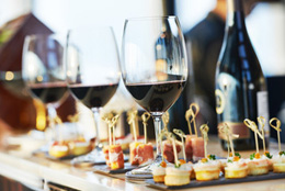 French Wedding Wine - matching wine with food